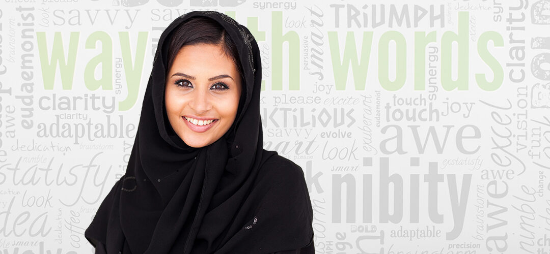 transcription services dubai middle east way with words