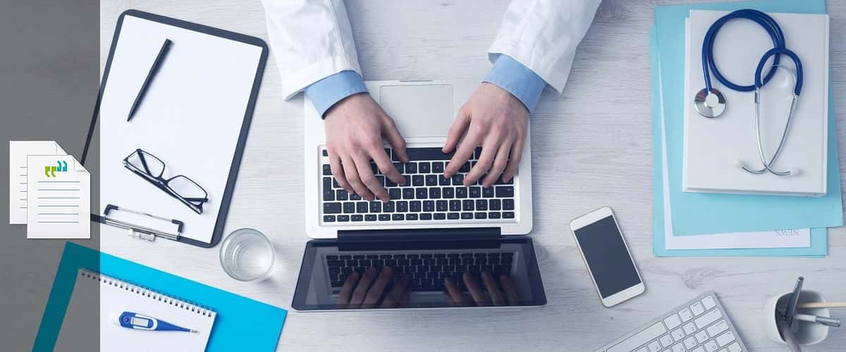 medical transcription services way with words