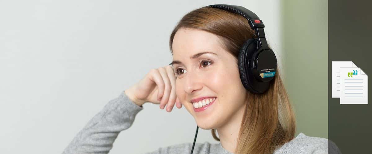 MP3 to Text - Accurate MP3 Transcription | Waywithwords net