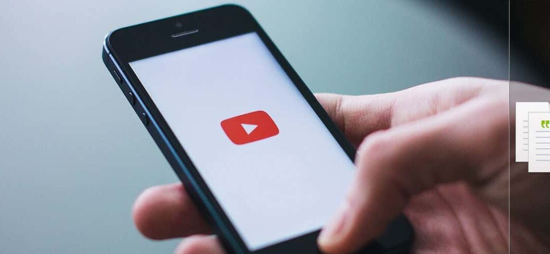 youtube video transcription services way with words