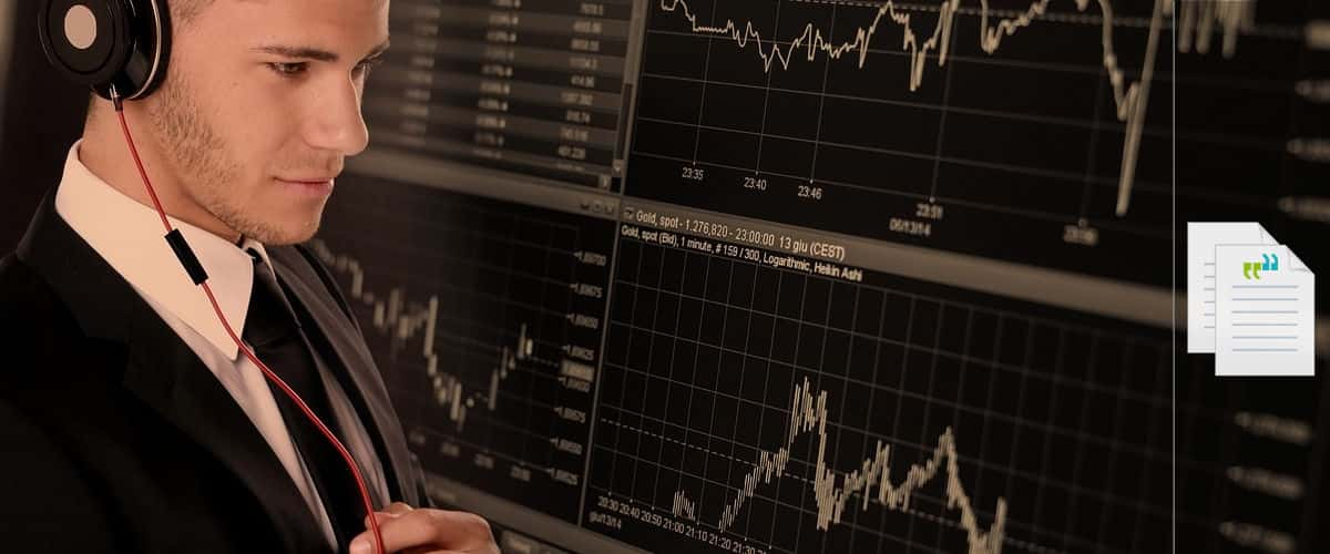 finance transcription services way with words